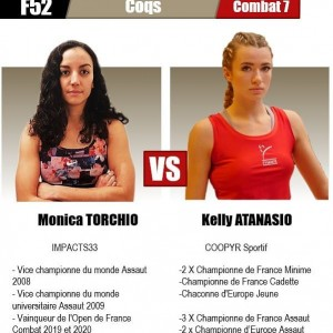 Monica vs Atanasio